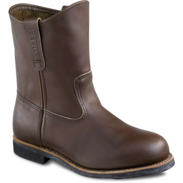 """966 Men's 9 Pull On Boot"""" – RedWing Shoes"""